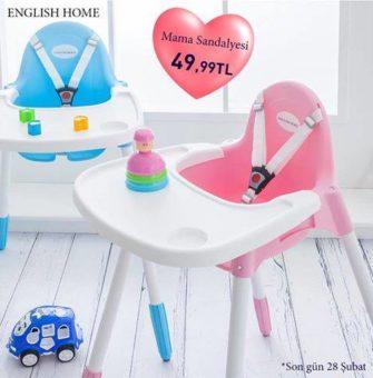 ENGLISH HOME Mama Sandalyesi