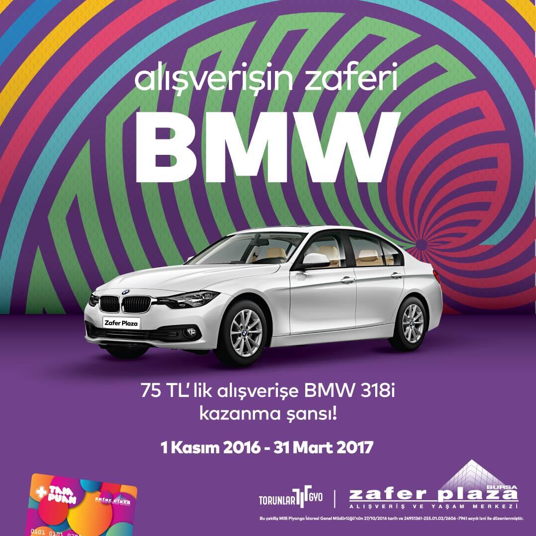 BMW Sahibini Buldu!