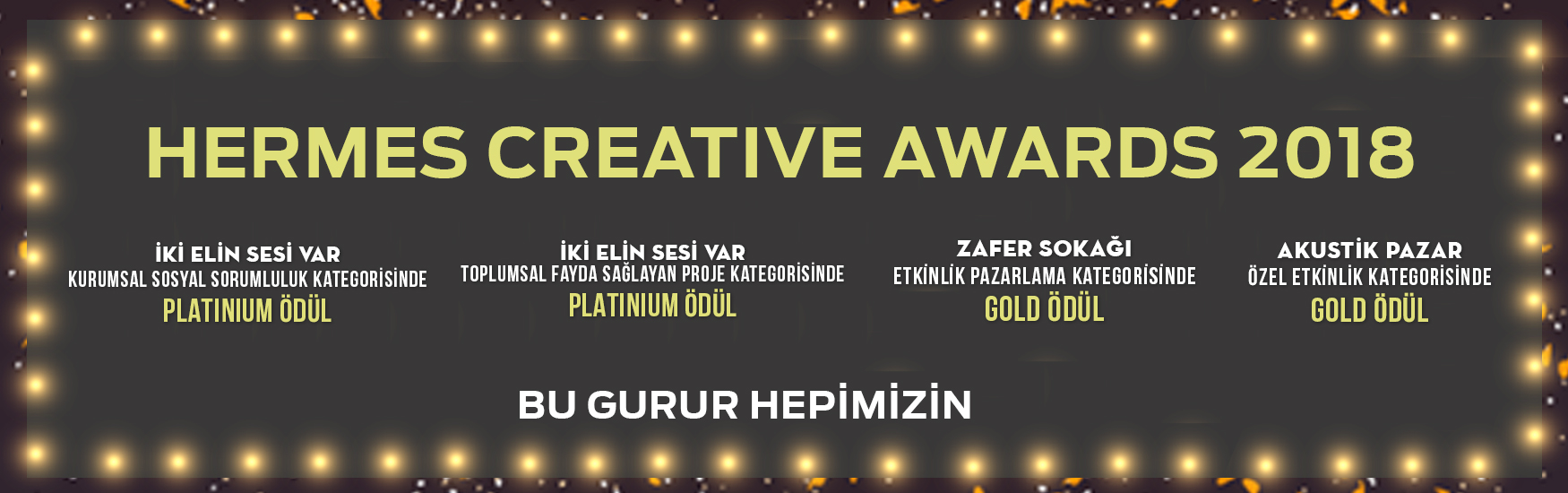 Hermes Creative Awards 2018
