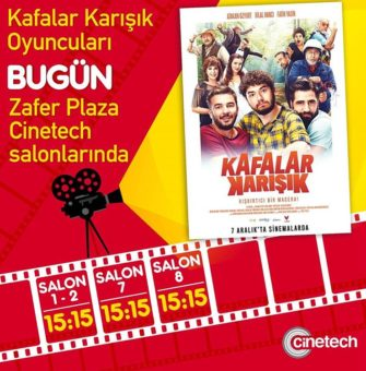 Zafer Plaza – Cinetech